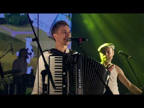 Отава Ё Feat. Eriks Zeps (Rikši)- Дворник (live)