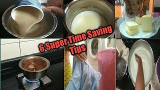 6 Kitchen Tips    6 Super Time Saving Tips in Tamil
