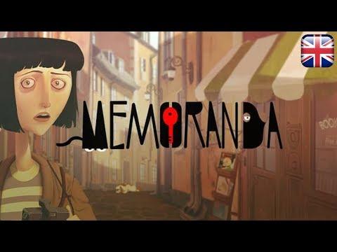 Memoranda - English Longplay - No Commentary