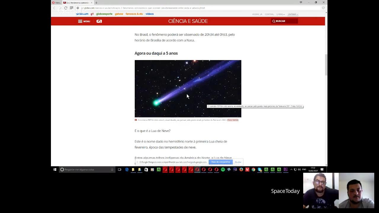 Cuidado Com As Notícias - Space Today Live