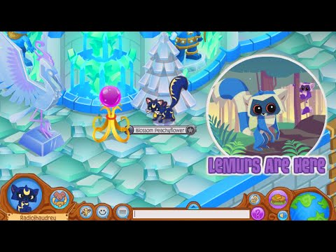 ANIMAL JAM EP49 | GIFTS FROM CODES & LEMUR! | RADIOJH GAMES