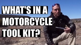 How To Build A Custom Tool Roll For Motorcycle