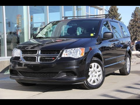 2014 Dodge Grand Caravan For Sale @ Mercedes-Benz Kamloops