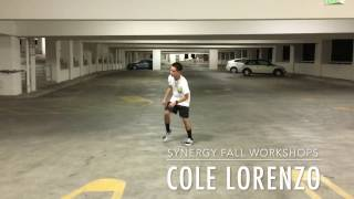 Synergy Workshop || Cole Lorenzo || E.I. (Tip Drill Remix)