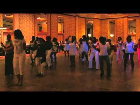 L'Argent Line Dance (Zydeco)