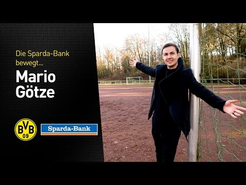 """""""Die Sparda-Bank bewegt"""" mit Mario Götze (Ausschnitt)  - with ENG subtitles"""