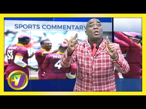West Indies   TVJ Sports Commentary