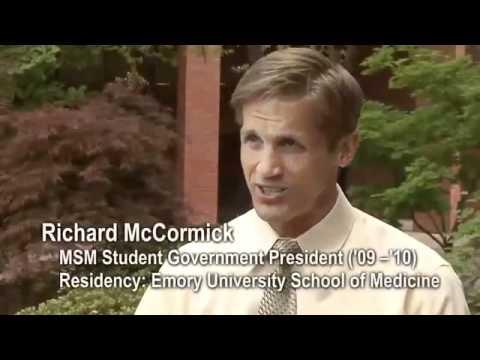MSM Student Recruitment 2011