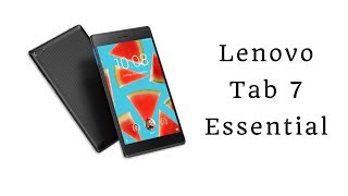 Lenovo Tab 7 Essential Review, Specs, Features, Hands On and News | Tech Master