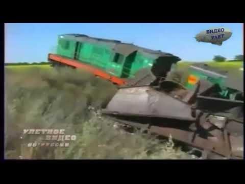 Украина. Крушение поезда без тормозов