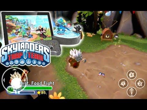 Skylanders Trap Team Tablet - iPad 3 Analysis