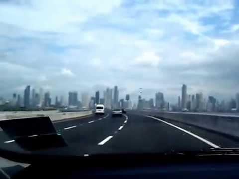 Rainbow Reporter: Fahrt nach Panama-Stadt