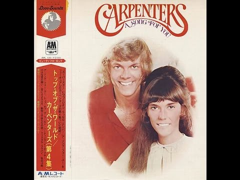 The Carpenters: A Song For You (1972) - Violin Solo