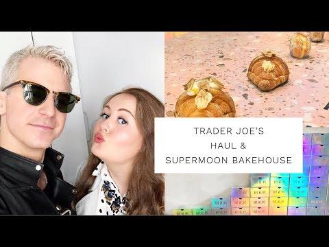 Trader Joe's Haul, Date Night & Supermooon Bakehouse | Shelly Coco