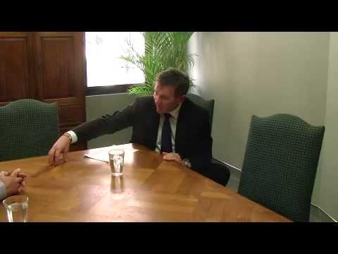 A conversation with Wayne Sharpe