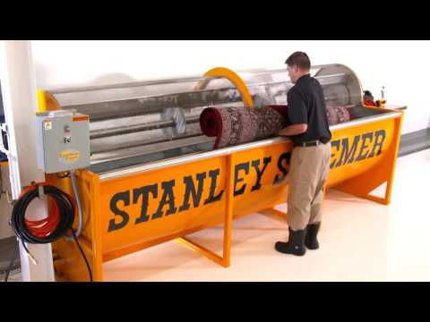 Stanley Steemer Oriental and Fine Area Rug Cleaning