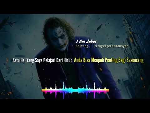 Kata Kata Bijak Joker Keren Youtube