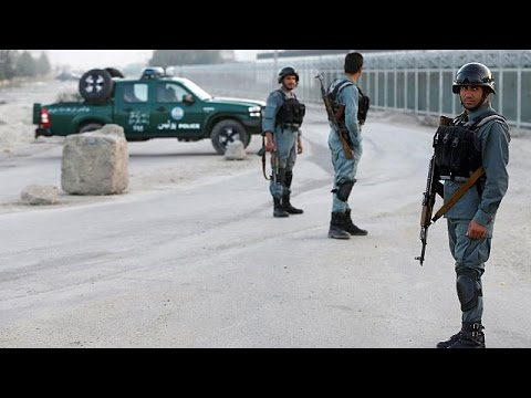 Taliban attacks hotel used by foreigners in Kabul