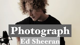 Photograph - Ed Sheeran | Acoustic Cover Video