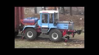 Мотовоз маневровый (локомобиль) ММТ-2