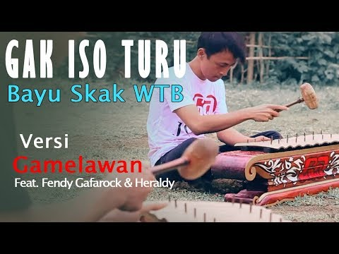 Download Lagu gamelawan gak iso turu (versi gamelan) mp3