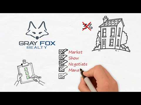 Gray Fox Realty full service at a substantial savings explained in 1 minute