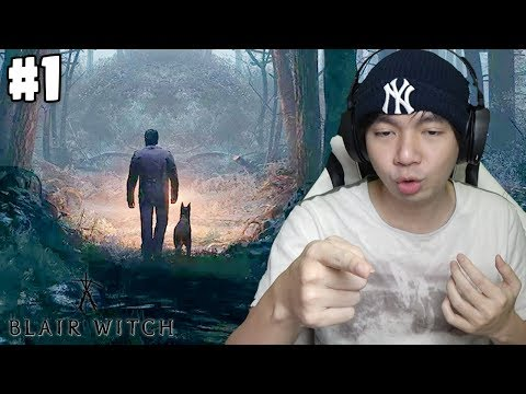 Tersesat DiHutan - Blair Witch Indonesia - Part 1