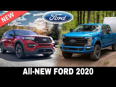 Top 10 Upcoming Ford Cars and Future Vehicles to Keep an Eye on in 2020