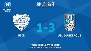Creteil vs Dunkerque full match
