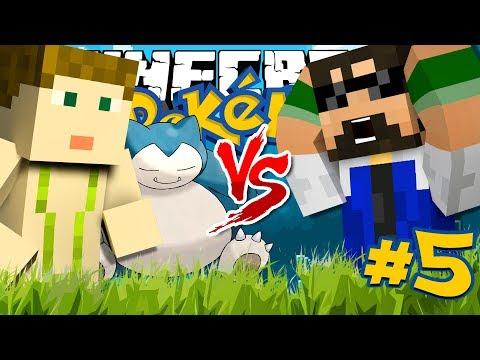 Minecraft: POKEMON!! #5 - HALLOWEEN EGG CHALLENGE!!