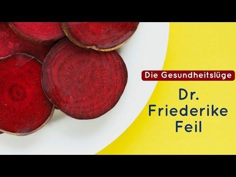 Die Gesundheitslüge Dr. Friederike Feil - Wie Halbwissen Teuer Verkauft Wird