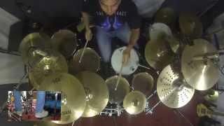 Tool - Ænema (Drum cover by Chucho RomUs)
