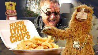 Gareth - Fflipin Lyfio Chips