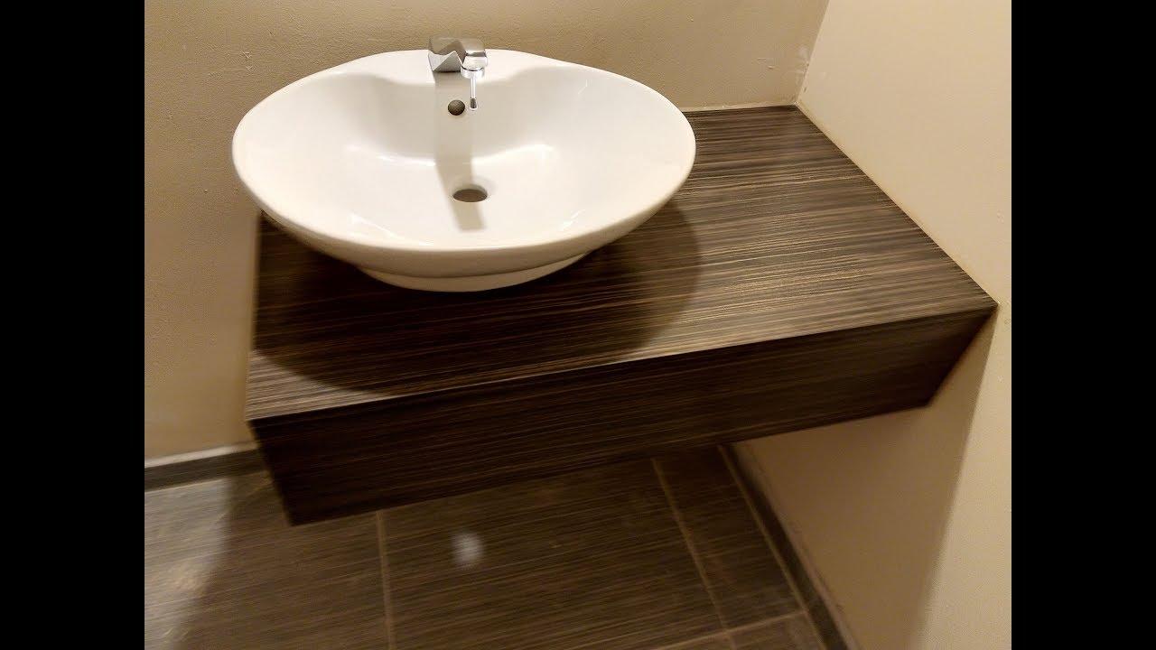 Mesa Para Lavabos Modernos.Mueble Para Bano Base Para Ovalin