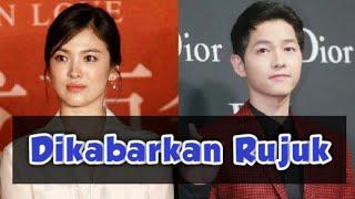 Dikabarkan Rujuk, Benarkah Song Hye Kyo Dan Song Jong Ki Kembali Bersama