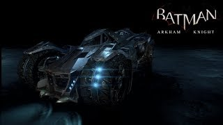 Batman: Arkham Knight - Batmobile Races [Batmobile] (HD,60fps)