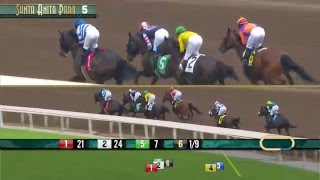 Adoration Stakes (Gr. III) - Sunday, May 8, 2016 HD