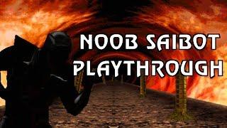 Ultimate Mortal Kombat 3: Noob Saibot Very Hard/Master Ladder Playthrough (MAME) (1080p 60fps)