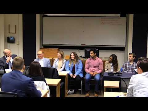 Lessons From 1871 & 2112 (DePaul student panel)