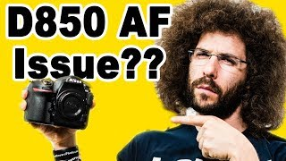Video Does the NIKON D850 Have Auto Focus ISSUES?? download MP3, 3GP, MP4, WEBM, AVI, FLV Oktober 2017