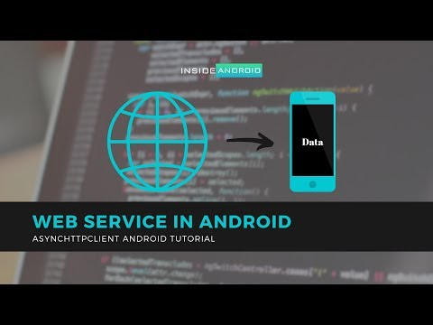 Web service calling in Android | AsyncHttpClient Android Tutorial