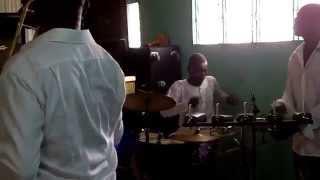 Yiri Yiri Bon (Yiri Yiri Boum) - Gnonnas Pedro Tribute (rehearsing - alternate take)