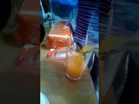 сок из мандарин 3