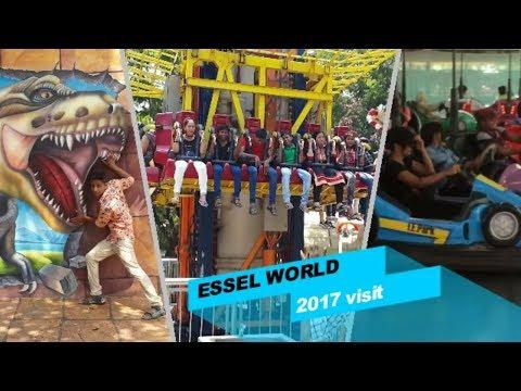 Essel world(borivali) 2017 visit