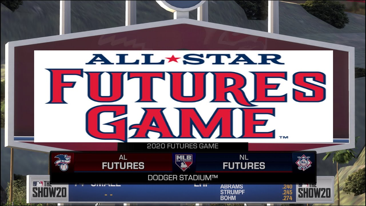 MLB The Show 20 - 2020 Futures Game