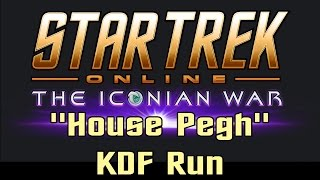 Let's Play Star Trek Online - House Pegh - KDF Run