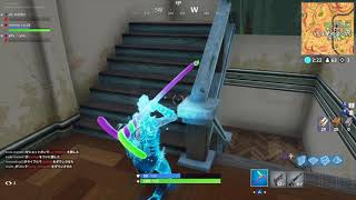 <Fortnite Clip>Battle in New Tower
