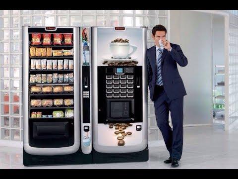 Вендинговый аппарат кофе - сколько стоит и много ли можно заработать