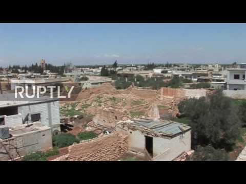 Syria: Shayrat Air Base recovers from US airstrikes