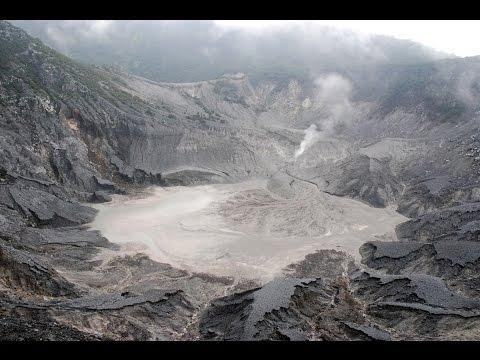 Live Volcano In Indonesia